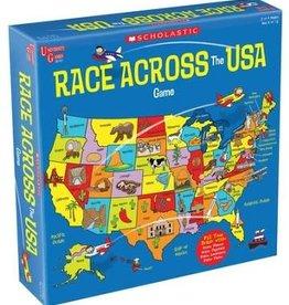 University Games Race Across the USA
