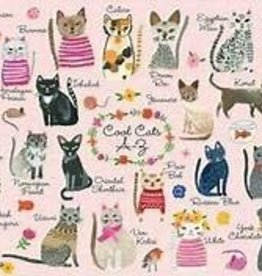 Gailson 1000 pc Cool Cats A-Z