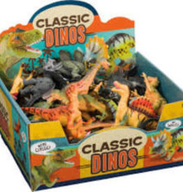 Toysmith Classic Dinosaur Triceratops