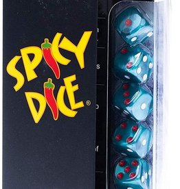 Enginuity Games Spicy Dice Blue