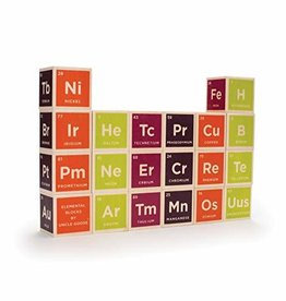 Uncle Goose Uncle Goose Periodic Table (Elemental) Blocks