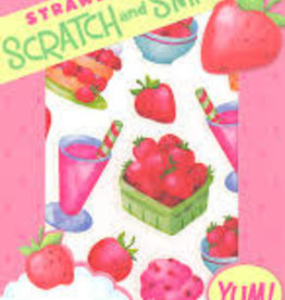 Peaceable Kingdom Strawberry Sweets Stickers