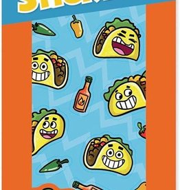 Peaceable Kingdom Scented Taco Stickers
