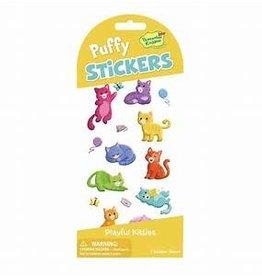 Peaceable Kingdom Playful Kitten Stickers