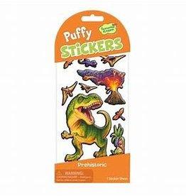 Peaceable Kingdom Prehistoric Stickers