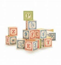 Uncle Goose Classic Alphabet Blocks