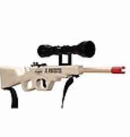 Magnum Jr. Winchester with Scope and Sling Rubber Band Gun