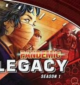 ZMan Games Pandemic Legacy Season 1 (Red)