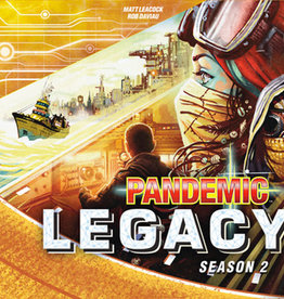 ZMan Games Pandemic Legacy Season 2 (Yellow)