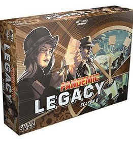 ZMan Games Pandemic Legacy Season 0