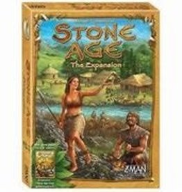 ZMan Games Stone Age Expansion