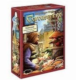 ZMan Games Carcassonne Expansion 2 Traders & Builders