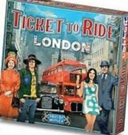 Days of Wonder Games Ticket to Ride London