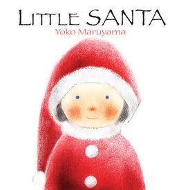 Penguin Little Santa by Yoko Maruyama