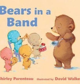 Candlewick Press Bears in a Band