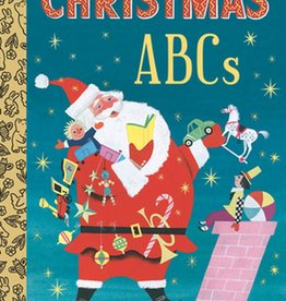 golden books Christmas ABCs