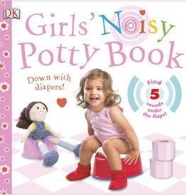 DK Children Girl's Noisy Potty Book