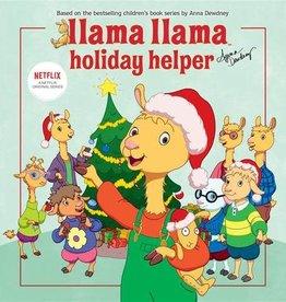 Penguin Ilama Ilama Holiday Helper by Anna Dewdney