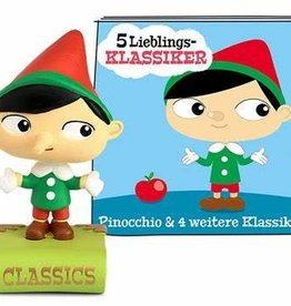 Tonies Tonies Pinocchio & Other Classic Stories