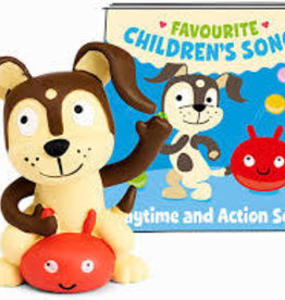 Tonies Tonies Playtime and Action Songs