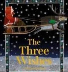 Rival colour The Three Wishes by Alan Snow
