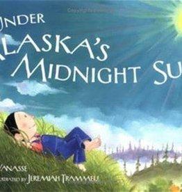 Sasquatch Books Under Alaska's Midnight Sun