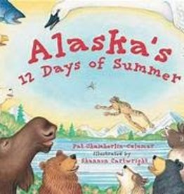 Sasquatch Books Alaska 12 Days of Summer