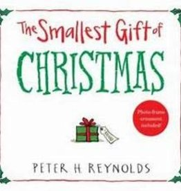 Candlewick Press The Smallest Gift of Christmas by peter h reynolds