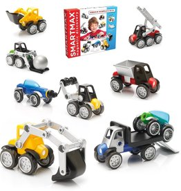Smart Max SmartMax Power Vehicles Magnetic Discovery