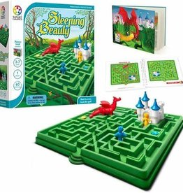 Smart Games Sleeping Beauty Preschool Puzzle Game