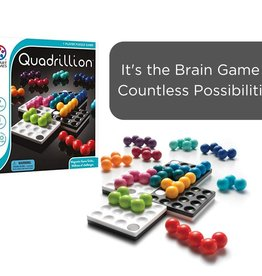 Smart Games Quadrillion: One Person Puzzle Game