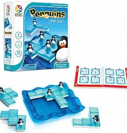 Smart Games Penguins on Ice: One Player Puzzle Game