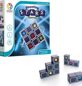 Smart Games Shooting Stars Magical Logic One Player Puzzle Game