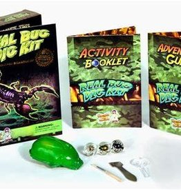 Dr.Cool Science Real Bug Dig Kit