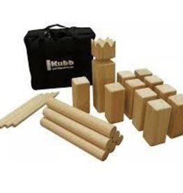 Yard Games Viking Kubb - Hardwood