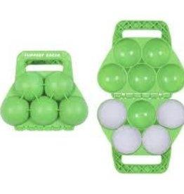 Slippery Racer Snow Ball Maker 5 in 1 Green