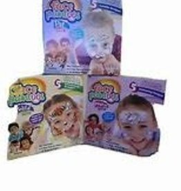 PLAYMONSTER Face Paintoos - Party Pack