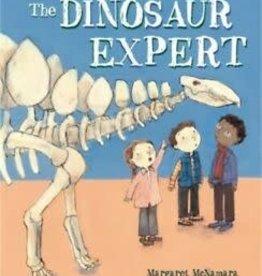 S&W Books Dinosaur Expert by Margaret McNamara