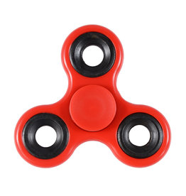 Kid Fun Fidget Spinner Red