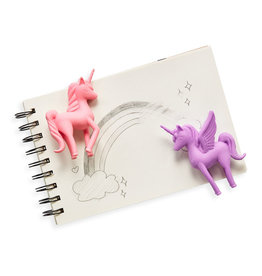 ooly Unicorn B.F.F. Scented Erasers - Set of 2