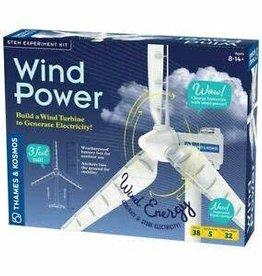 Thames & Kosmos Wind Power