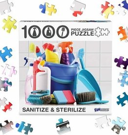 FunWares 1000 pc Sanitize and Sterilize