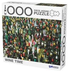 FunWares 1000 pc Wine Time