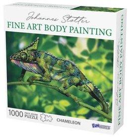 FunWares 1000 pc Johannes Stotter Chameleon Body Art