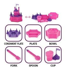 FunWares Princess Platter