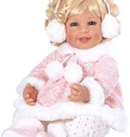 """Adora Dolls 20"""" Winter Wonder Doll"""