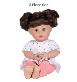 """Adora Dolls 15"""" Cuddle and Coo Touch Activated"""