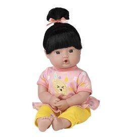 "Adora Dolls 13"" Playtime Baby Bright Citrus"