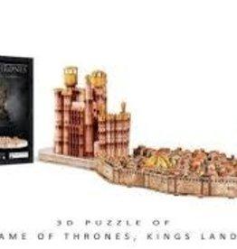 HBO 3D Game of Thrones: Kings Landing 262 pc
