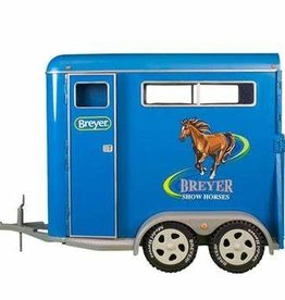 Breyer Two- Horse Trailer